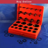 Viton and NBR ORing kit Imperial and Metric Sizes