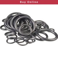 O-Rings NBR 90 (Nitrile) Shore A